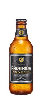 Cerveja Proibida Puro Malte Long Neck 330 ml