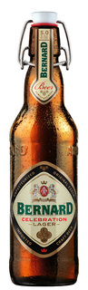 Cerveja Bernard Celebration Lager 500 ml