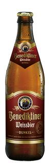 Cerveja Benediktiner Dunkel 500 ml