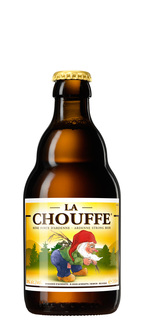 Cerveja La Chouffe Long Neck 330 ml