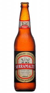 Cerveja Serramalte 600 ml