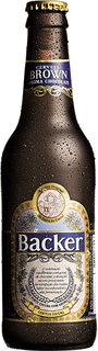 Cerveja Backer Brown Ale Long Neck 355 ml