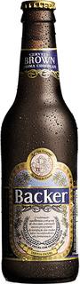 Cerveja Backer Brown Ale Long Neck 355 ml