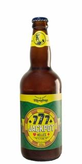 Cerveja Blondine Jackpot 777 Helles 500 ml