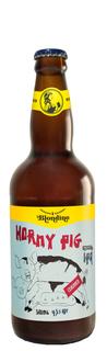 Cerveja Blondine Horny Pig 500 ml