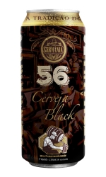 Cerveja Germânia 56 Black 710 ML
