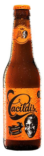Cerveja Cacildis Long Neck 355 ml