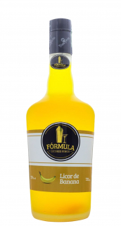 Licor Fórmula Banana 720ml