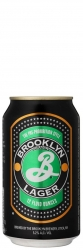 Cerveja Brooklyn Lager Lata 355ml