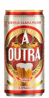 Cerveja A Outra Lata 269ml