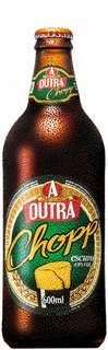 Cerveja Chopp Escuro A Outra 600ml