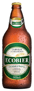 Cerveja Ecobier 600ml