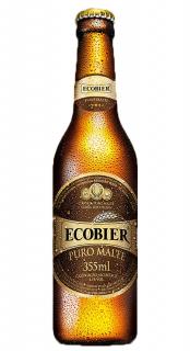 Cerveja Ecobier Puro Malte Long Neck 355ml