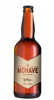 Cerveja Mohave Weiss 500ml
