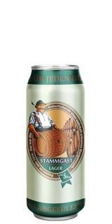 Cerveja Stammgast Lager Lata 500ml