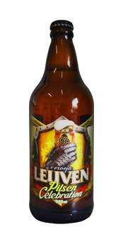 Cerveja Leuven Pilsen Celebration 600ml