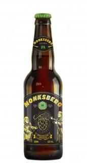 Cerveja Monksberg Ipa 500ml