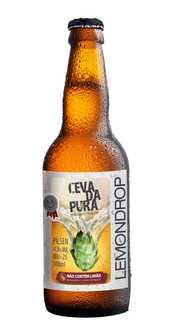 Cerveja Cevada Pura Lemondrop 500ml