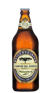 Cerveja Campos do Jordão Weizenbock 600ml