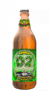 Cerveja Lay Back Beer American Premium Lager D2 600ml