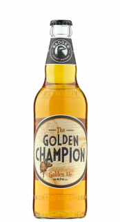 Cerveja Badger Golden Champion 500ml