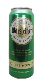 Cerveja Warsteiner Double Hopped Lata 500ml