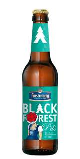 Cerveja Furstenberg Black Forest 330ml