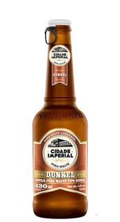 Cerveja Cidade Imperial Petrópolis Dunkel 330ml