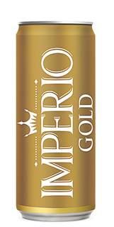 Cerveja  Império Gold Lata 269ml