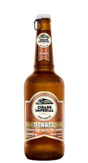 Cerveja Cidade Imperial Petrópolis Dunkel 500ml