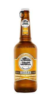 Cerveja Cidade Imperial Petrópolis Helles 500ml