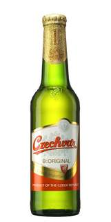 Cerveja Czechvar Lager Long Neck 330ml