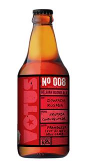 Cerveja Votus Belgian Blond Ale 300ml