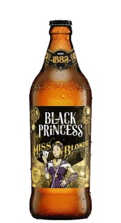 Cerveja Black Princess Miss Blond 600ml