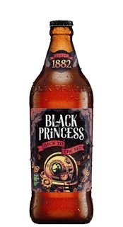 Cerveja Black Princess Back To The Red 600ml