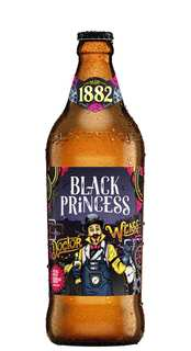 Cerveja Black Princess Doctor Weiss 600ml