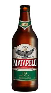 Cerveja Matarelo India Pale Ale 600ml