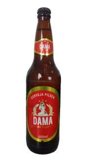 Cerveja Dama do Lago Pilsen 600ml