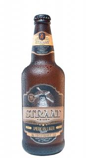 Cerveja Straat American Lager 500ml