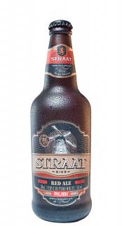 Cerveja Straat Red Ale 500ml