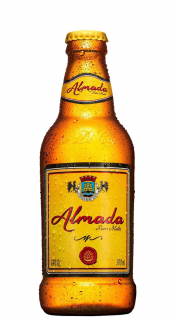 Cerveja Almada Puro Malte Long Neck 300ml