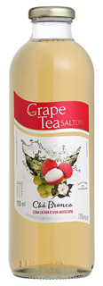 Chá Branco Grape Tea Salton Lichia e Uva Moscato 750 ml