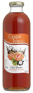Chá Preto Grape Tea Salton tangerina e Uva Moscato 750 ml