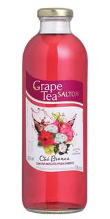 Chá Branco Grape Tea Salton Pitaia e Hibisco e Uva Moscato 750ml