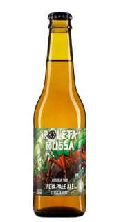 Cerveja Roleta Russa Pale Ale Long Neck 355ml