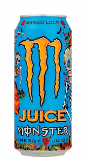 Energético Monster Energy Mango Loco 473ml