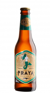 Cerveja Praya Witbier Long Neck 355ml