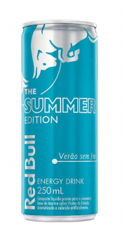 Energético Red Bull Summer Edition Lata 250ml