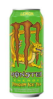 Energético Monster Energy Dragon Ice Tea 473ml