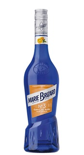 Licor Marie Brizard Curaçao Bleu 700ml